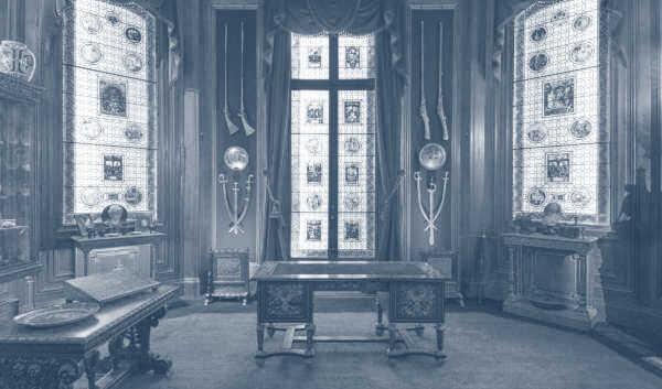 Salomon de Rothschild's Cabinet of Curiosities