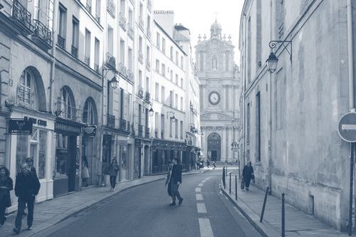 Staging EN – Paris incontournable, au cœur du Marais