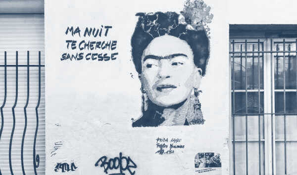 Street Art at the Top (of Ménilmontant)