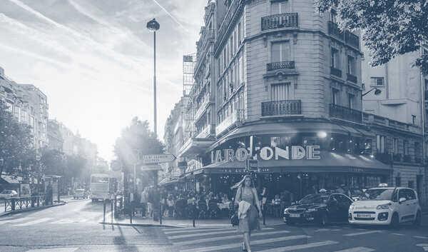 The Roaring Twenties of Montparnasse