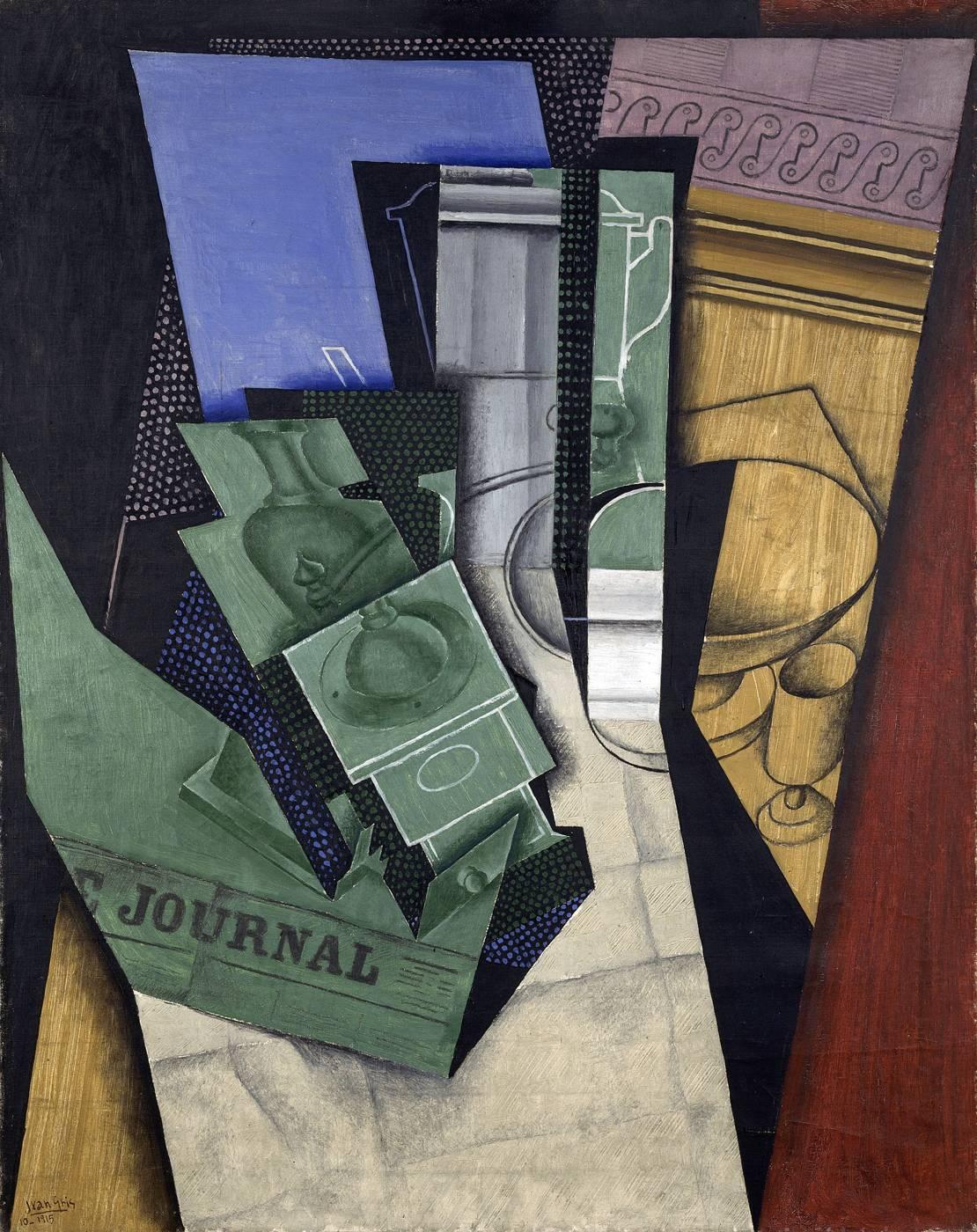 TheWaysBeyond - Centre Pompidou / Cubisme