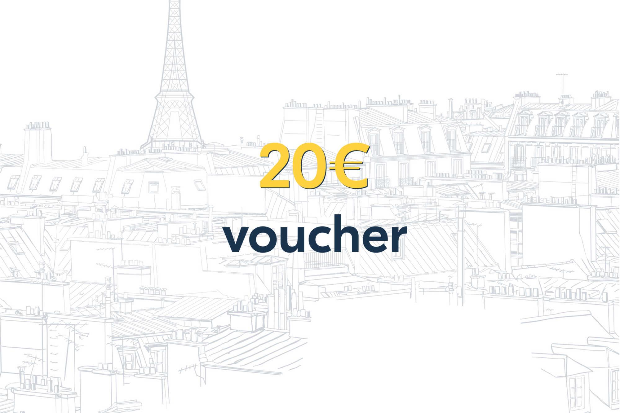 TheWaysBeyond - Voucher 20€