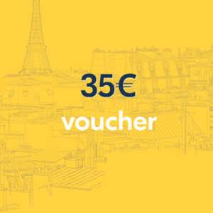 TheWaysBeyond - Voucher 35€