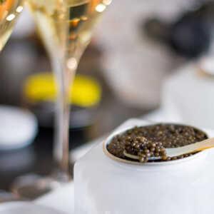 Dégustation caviar Paris Champagne Vignette