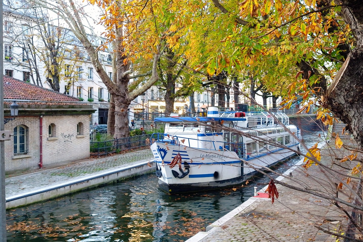 Bio Tour Saint Martin Croisière Canal