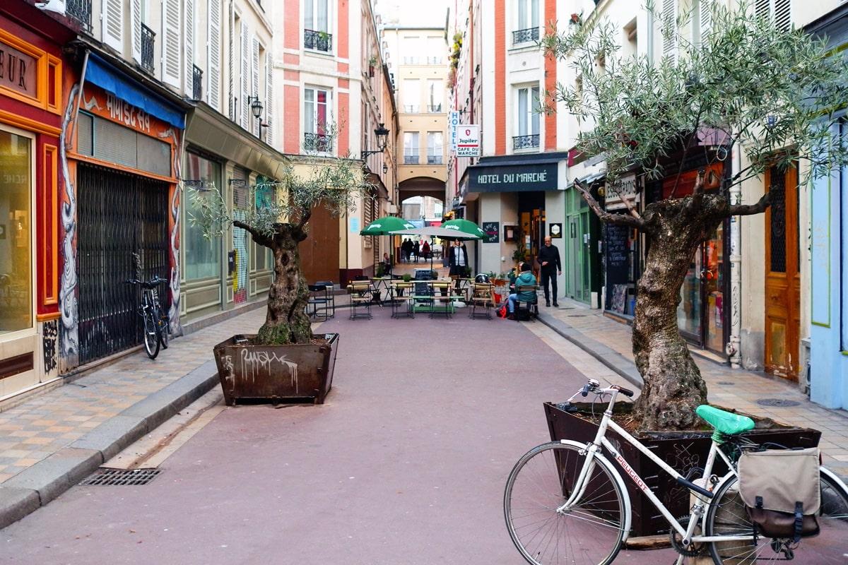 Bio Tour Saint Martin Paris