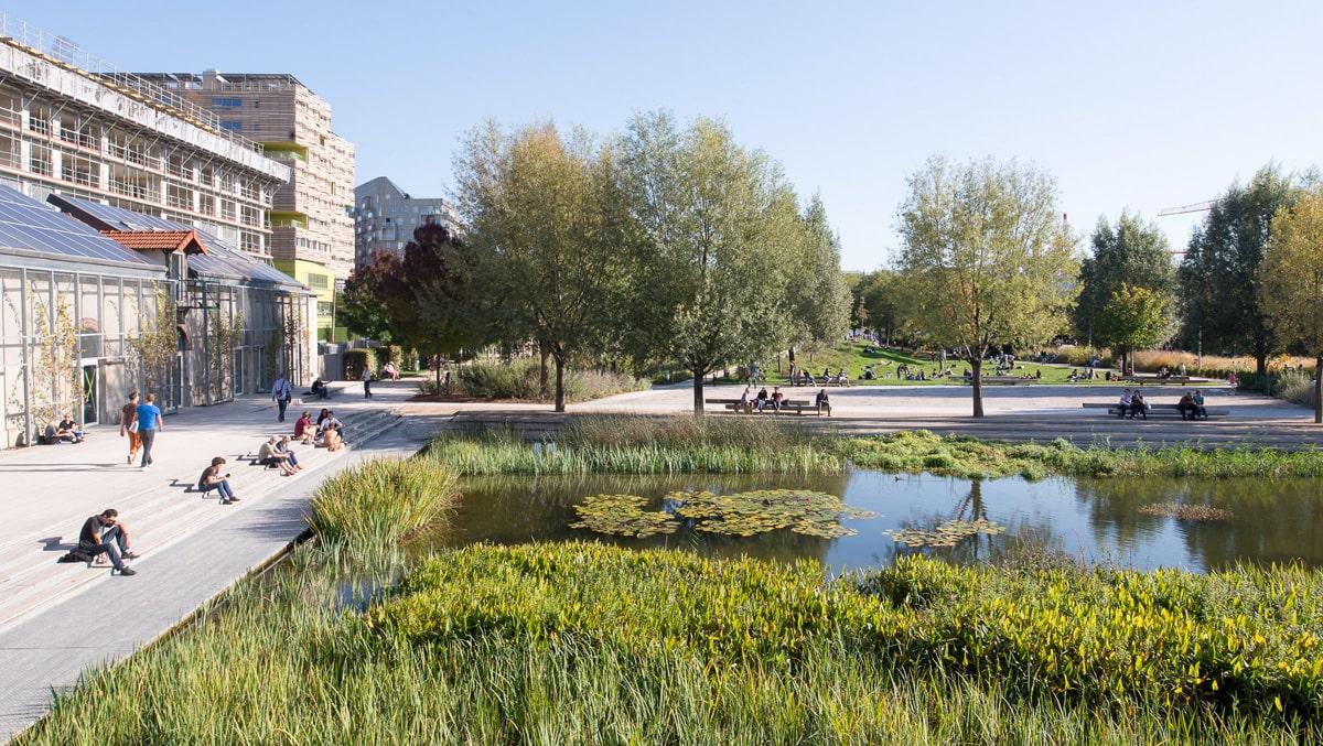 Paris Autrement Parc Clichy-Batignolles