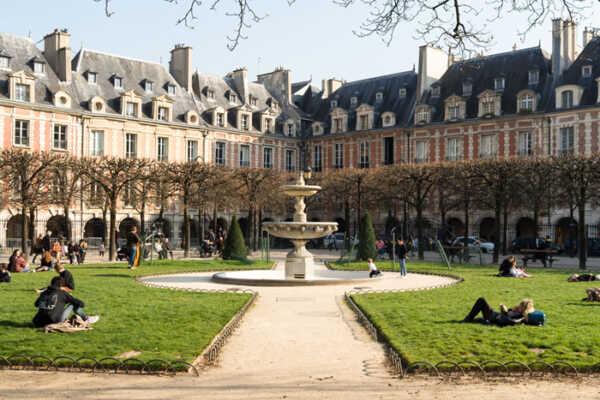 Paris incontournable, au cœur du Marais