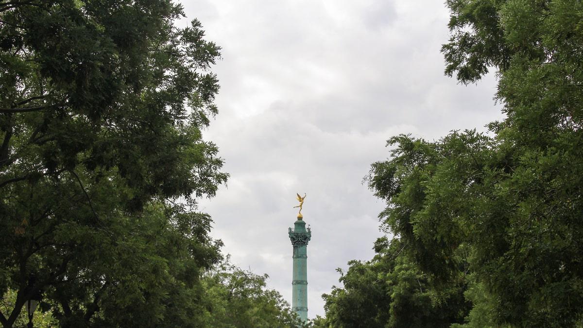 Paris-Saint-Antoine-Bastille