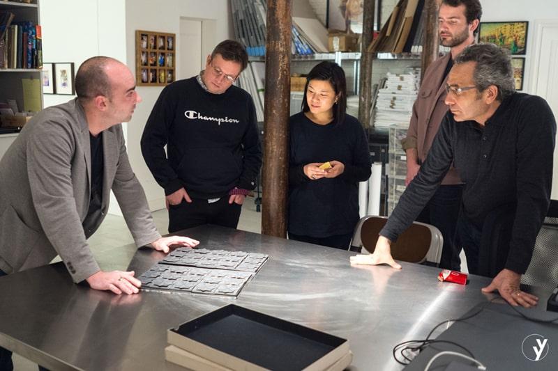 Team Building Meet Artists