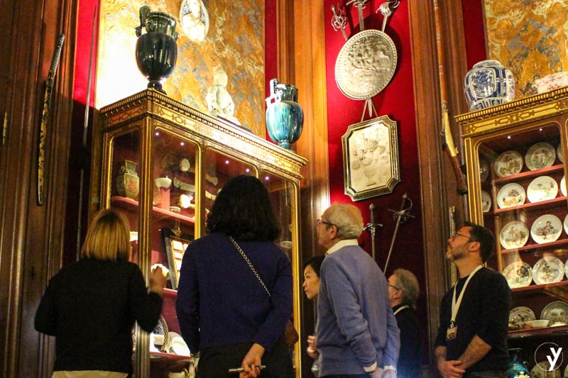 Cultural Learning Expeditions Rothschild Cabinet of Curiosities