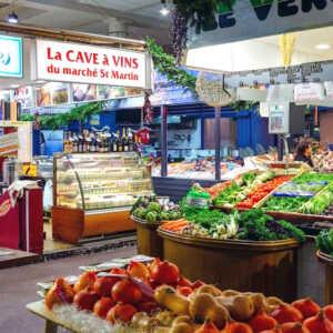 Bio Tour Saint Martin Market Vignette