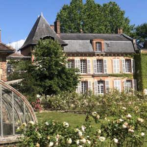 Retraite hors de Paris Chateau Rosa Bonheur Vignette