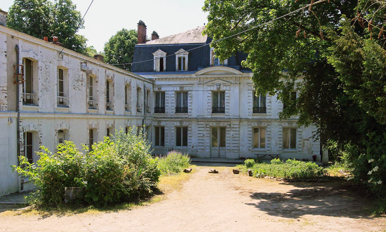 Paris Foret Senart Champrosay Maison Nadar