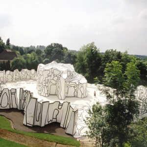 Paris Closerie Falbala Fondation Dubuffet Périgny-sur-Yerres Vignette