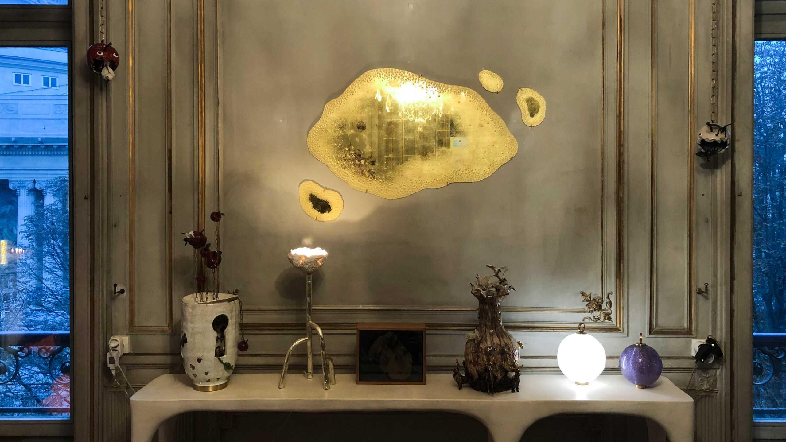 Mirror by Solène Eloy