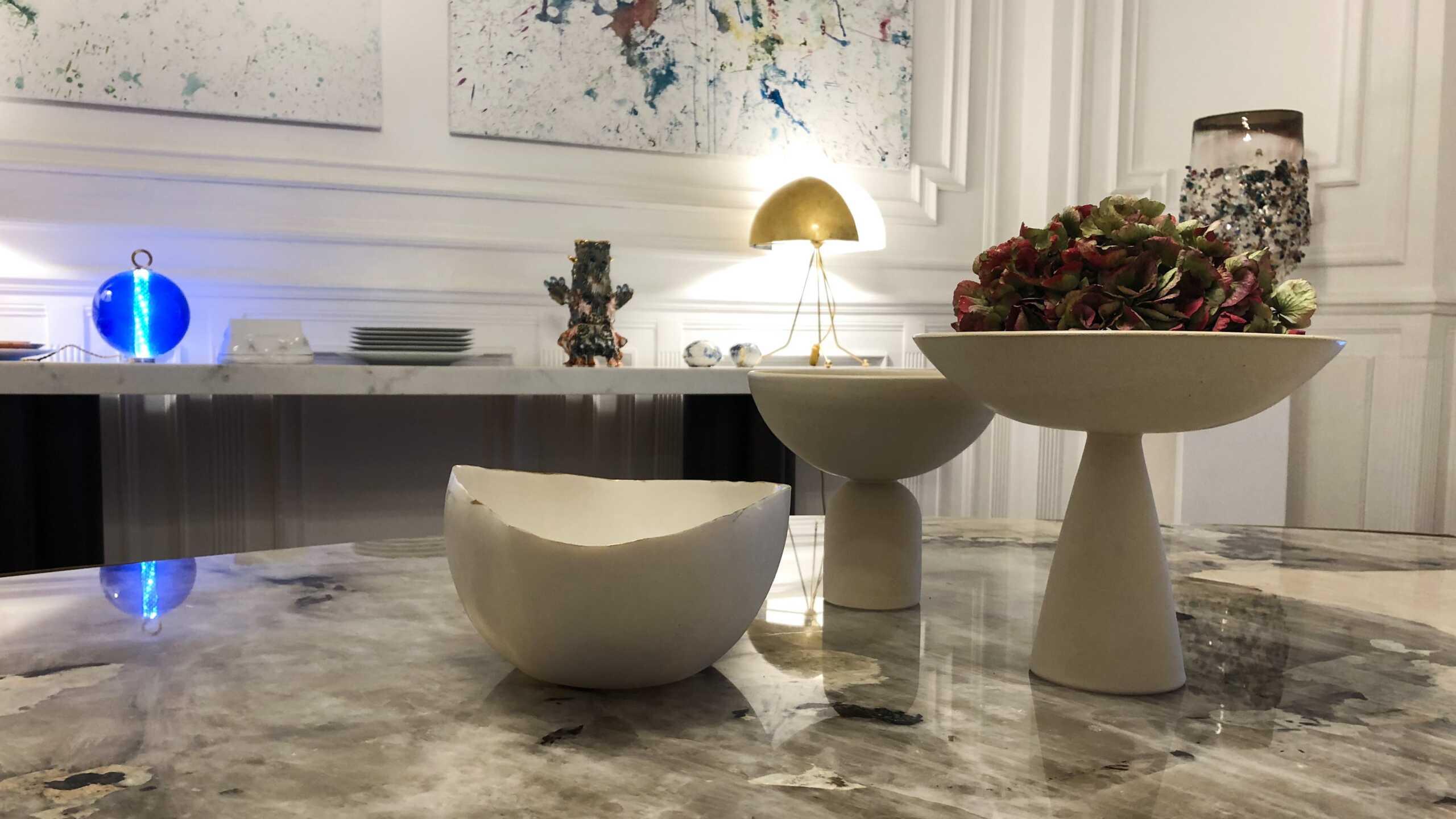 Katia Jacquet's ceramics