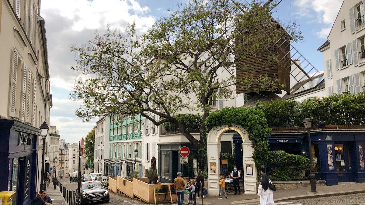 TheWaysBeyond Paris Montmartre Moulin Galette