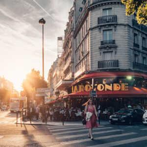 Paris Montparnasse Brasserie La Rotonde TheWaysBeyond Cover